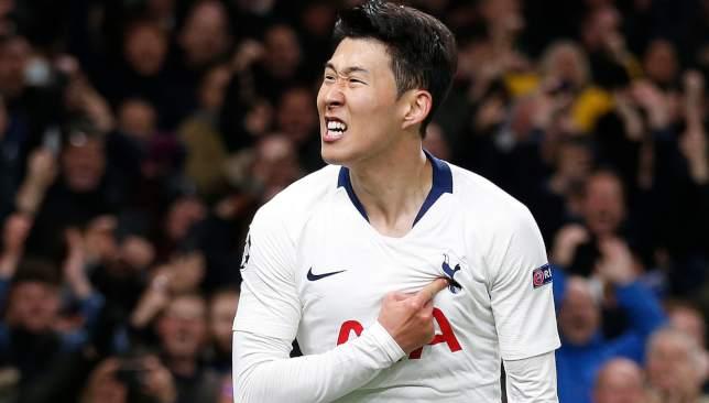 Son Heung Min Akan Menjadi Ancaman Bagi Ajax
