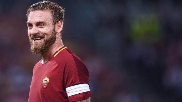 AC Milan Dikabarkan Segera Mendapatkan De Rossi