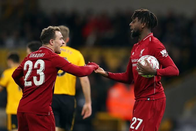 Real Betis Incar Bintang Liverpool Divock Origi