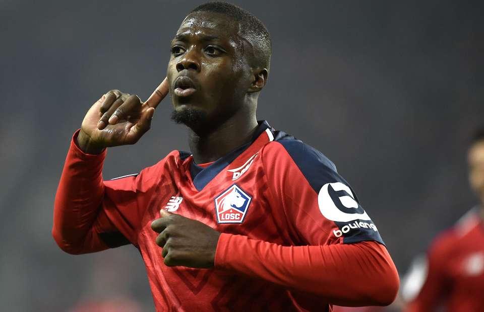 Liverpool Urungkan Niat Untuk Rekrut Nicolas Pepe