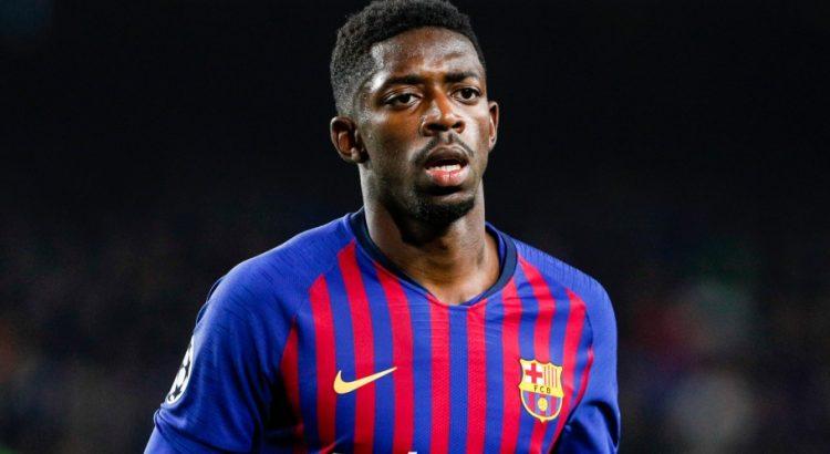 Liverpool Disebut Sudah Hubungi Ousmane Dembele Untuk Pindah Ke Anfield