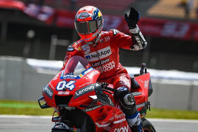 """Dovizioso : Ducati Harus Fokus Pada Masalah """"DNA"""" Motornya."""
