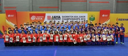 Kejuaraan Asia Junior 2019 : Indonesia Unggulan Pertama Untuk Kategori Beregu