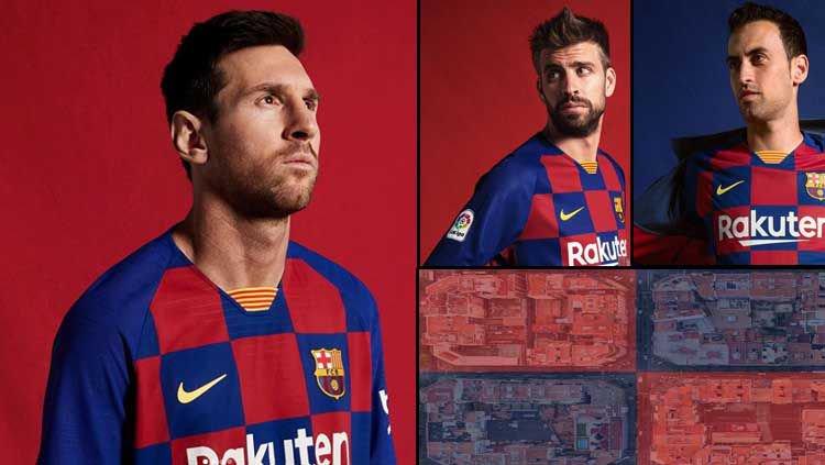 Jersey Barcelona Musim 2019-2020