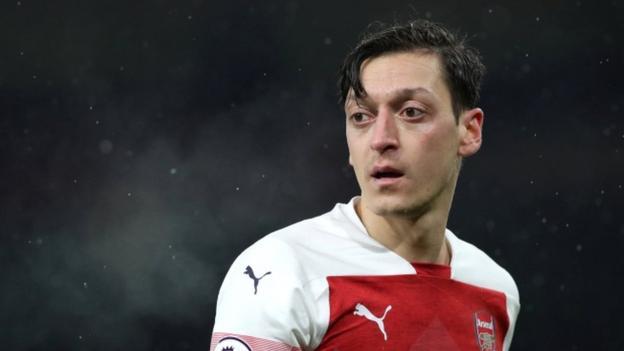 Fenerbahce Selangkah Lagi Dapatkan Tandatangan Mesut Ozil