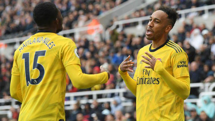 Hasil Pertandingan Newcastle United Vs Arsenal