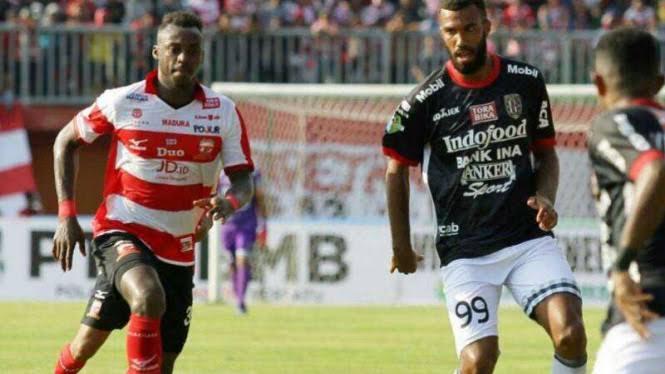 Prediksi Madura United vs Bali United 20 Agustus 2019, Sapeh Kerab Enggan Meremehkan Kekuatan Bali United