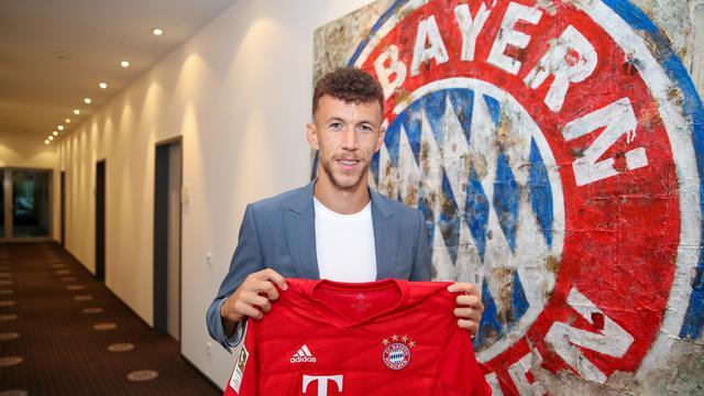 Ivan Perisic Didatangkan Bayern Munchen Dengan Status Pinjaman