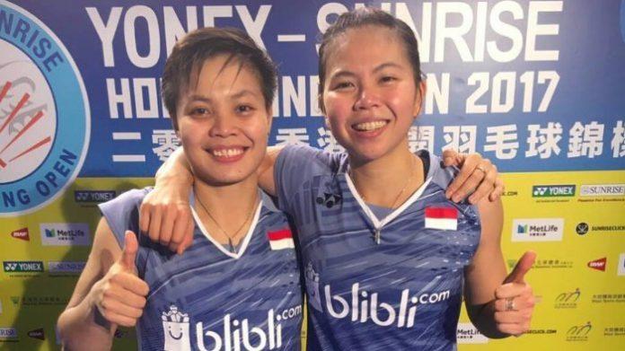 Chinese Taipei Open 2019 : Greysia / Apriyani Dikalahkan Pasangan Thailand Untuk Pertama Kalinya