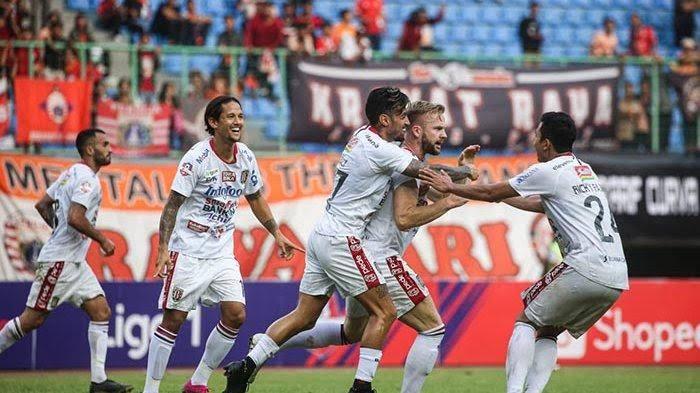 Prediksi Bali United vs Kalteng Putera 29 September 2019, Serdadu Tridatu Targetkan Poin Penuh