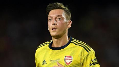 Kelanjutan Nasib Mesut Ozil di Arsenal