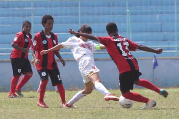 Liga 1 Putri : PSM Makassar Alami Kekalahan Pertama, Persija Ditahan Imbang Tira Persikabo