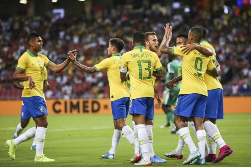 Prediksi Brasil Vs Nigeria
