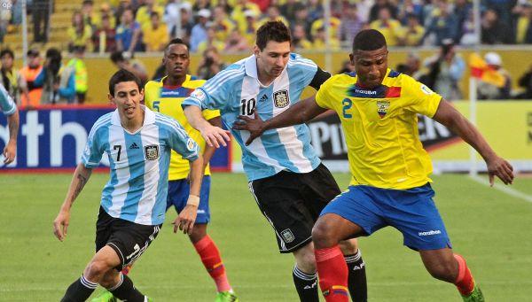 Prediksi Ekuador Vs Argentina