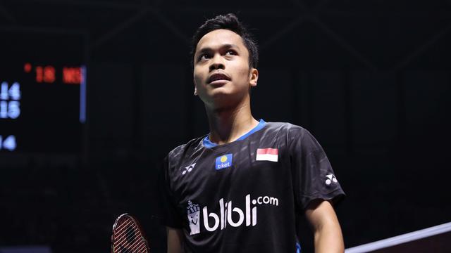 SEA Games 2019: Menyusun Strategi Demi Kemenangan, Anthony Bergabung Dengan Tim Indonesia Di SEA Games