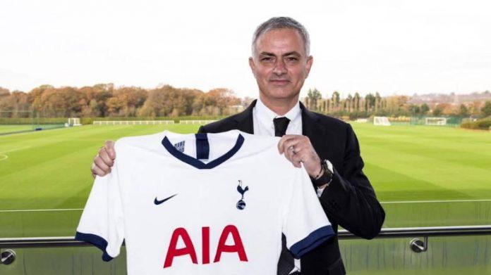 "Jose Mourinho : ""Tottenham Hotspur Mampu Menjuarai Premier League"""