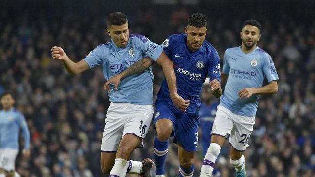 Liga Inggris : 3 Alasan Kemenangan Manchester City Kontra Chelsea
