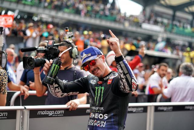 MotoGP : Maverick Vinales Konsisten Pada Setelan Motor Lamanya