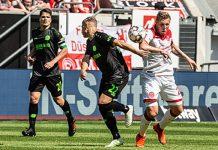 ฟอร์ตูน่า ดุสเซลดอร์ฟ 2-1 ฮันโนเวอร์ 96
