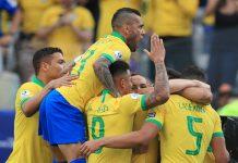 เปรู 0-5 บราซิล