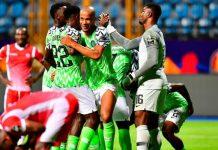 ไนจีเรีย 1-0 บุรุนดี