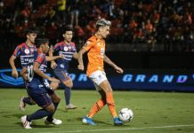 ราชบุรี มิตรผล 3-1 ไทยฮอนด้า