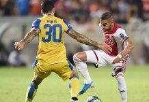 อาโปเอล เอฟซี 0-0 อาแจ็กซ์