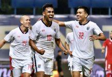 ทีมชาติไทย 1-1 คองโก