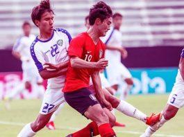 อุซเบกิสถาน U19 1-5 เกาหลีใต้ U19