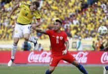 โคลอมเบีย 0-0 ชิลี