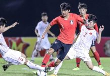 เกาหลีใต้ 2-1 เวียดนาม