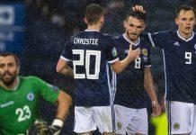 สก็อตแลนด์ 6-0 ซาน มาริโน่