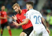 สโลวีเนีย 0-1 ออสเตรีย