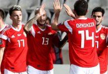ไซปรัส 0-5 รัสเซีย