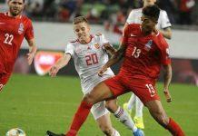 ฮังการี 1-0 อาเซอร์ไบจาน