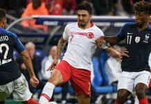 ฝรั่งเศส 1-1 ตุรกี