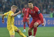 ยูเครน 2-1 โปรตุเกส