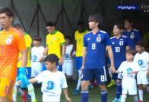 บราซิล 2-3 ญี่ปุ่น U23