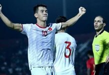 อินโดนีเซีย 1-3 เวียดนาม