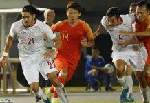 ฟิลิปปินส์ 0-0 จีน
