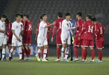 เกาหลีเหนือ 0-0 เกาหลีใต้