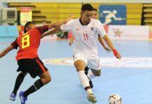 ทีมชาติไทย 12-1 ทีมชาติติมอร์ เลสเต