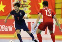 ทีมชาติไทย 2-0 ทีมชาติเวียดนาม
