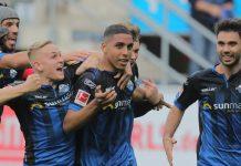 ปาเดอร์บอร์น 2-0 ฟอร์ตูน่า ดุสเซลดอร์ฟ