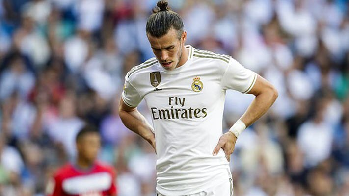 Manchester united Gareth Bale Frequent injuries