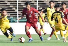 ทีมชาติไทย 9-0 ทีมชาติบรูไน