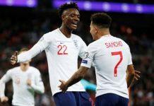 อังกฤษ 7-0 มอนเตเนโกร