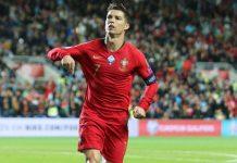 โปรตุเกส 6-0 ลิธัวเนีย
