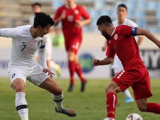เลบานอน 0-0 เกาหลีใต้