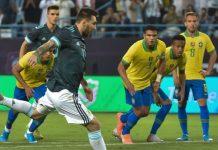 บราซิล 0-1 อาร์เจนติน่า